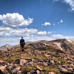 Mount Flora Summit - August 17, 2013