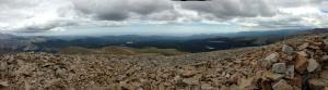 Mount Audubon Summit - August 25, 2013